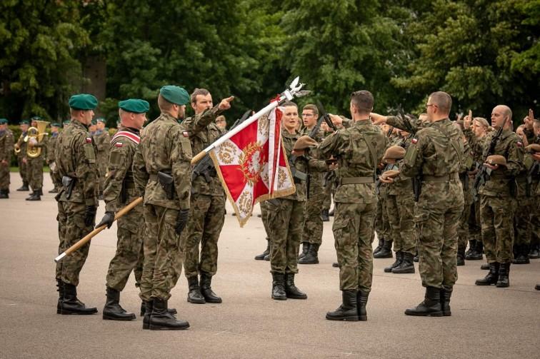 Kolejni żołnierze WOT złożyli przysięgę