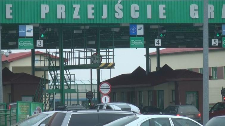 Możliwe utrudnienia na przejściu w Grzechotkach i Gołdapi