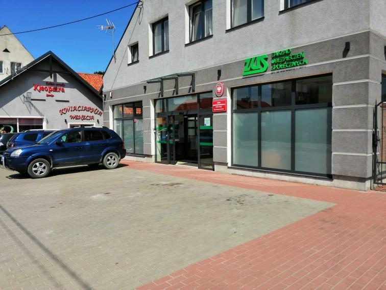 Nowa siedziba ZUS w Braniewie