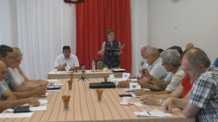 VI sesja Rady Gminy Płoskinia