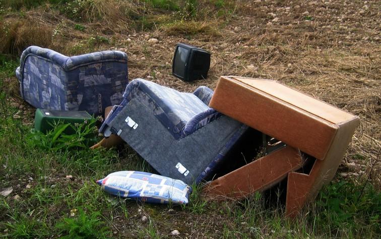Zabiorą odpady wielkogabarytowe oraz zużyty sprzęt