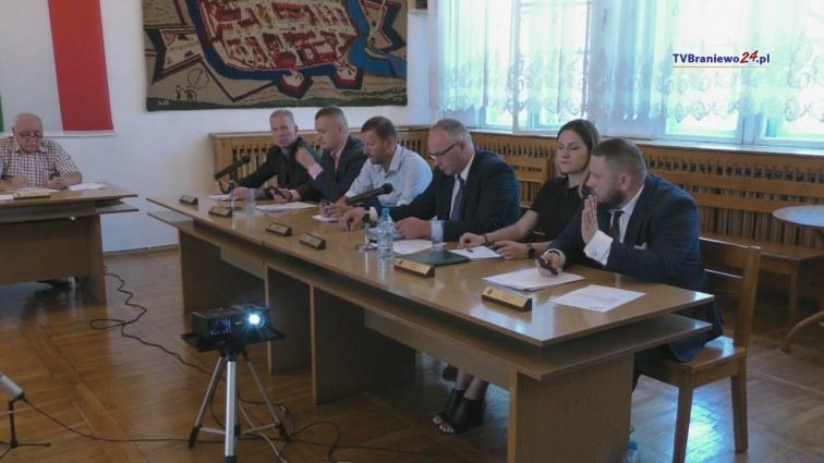 XII sesja Rady Miejskiej w Braniewie - oglądajcie na żywo