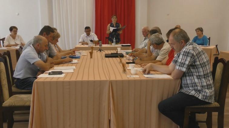 VIII zwyczajna Sesja Rady Gminy Płoskinia