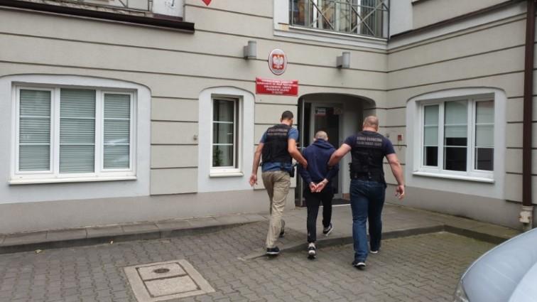 Funkcjonariusze z PSG w Braniewie rozbili grupę handlarzy ludźmi