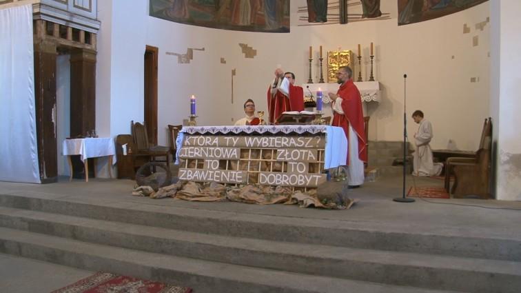 Triduum Paschalne i Wielkanoc z kościoła św. Antoniego w Braniewie - transmisja na żywo