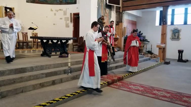 Liturgia Wigilii Paschalnej. Transmisja online