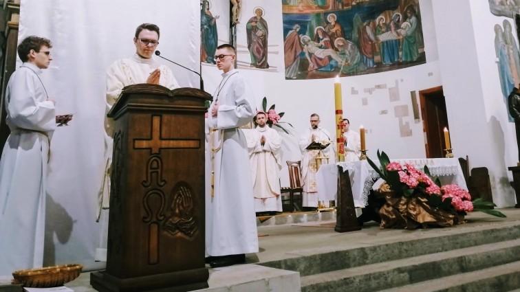 Poniedziałek Wielkanocny. Msza święta online z kościoła św. Antoniego w Braniewie
