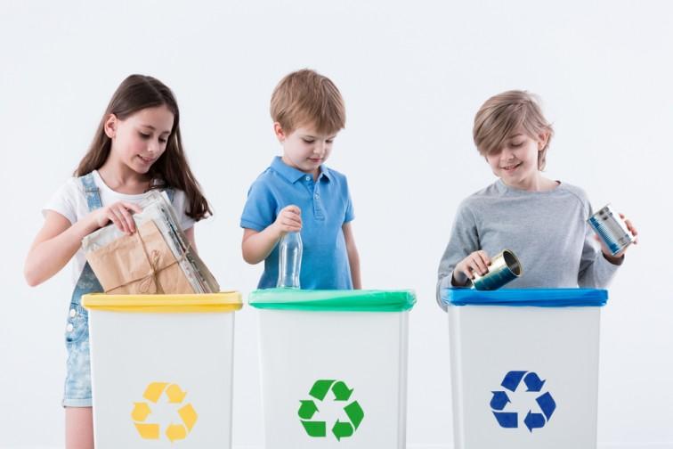 Segregowanie- edukowanie, czyli jak przekonać dziecko do segregowania odpadów?