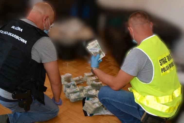 Straż Graniczna rozbiła zorganizowaną grupę przestępczą