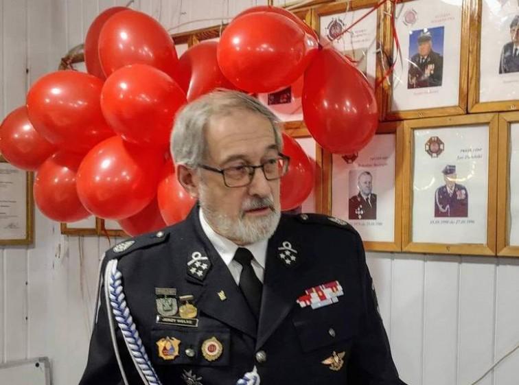 Jubileusz prezesa OSP