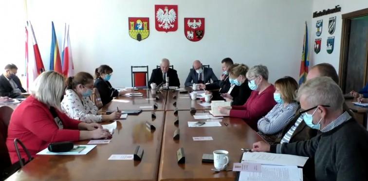 XXII sesja Rady Miejskiej we Fromborku - 29.04.2021