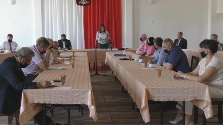 XXI sesja Rady Gminy Płoskinia