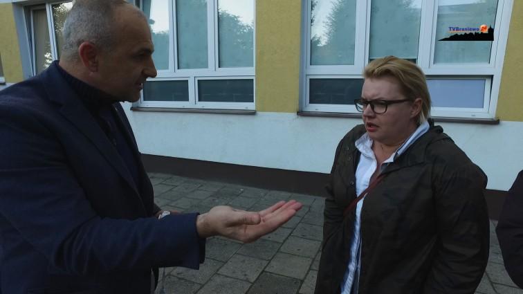 Penkalski do Trzcińskiej: Ja ciebie wyhodowałem z własnej ręki