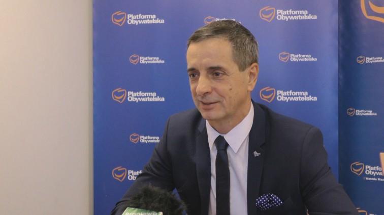 Senator Jerzy Wcisła zaprasza do swojego biura