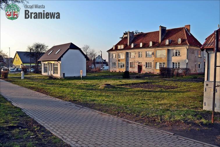 Ogłoszenie o przetargu na sprzedaż nieruchomości gruntowych przy ul. Elbląskiej w Braniewie