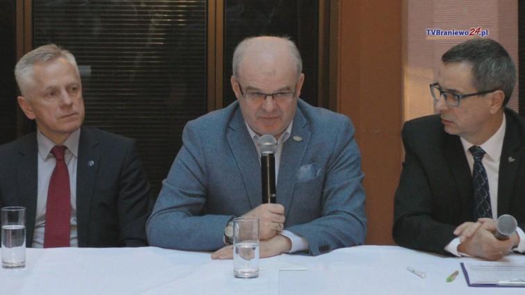 Rozmowy o Demokracji - generałowie Skrzypczak i Rapacki w Elblągu