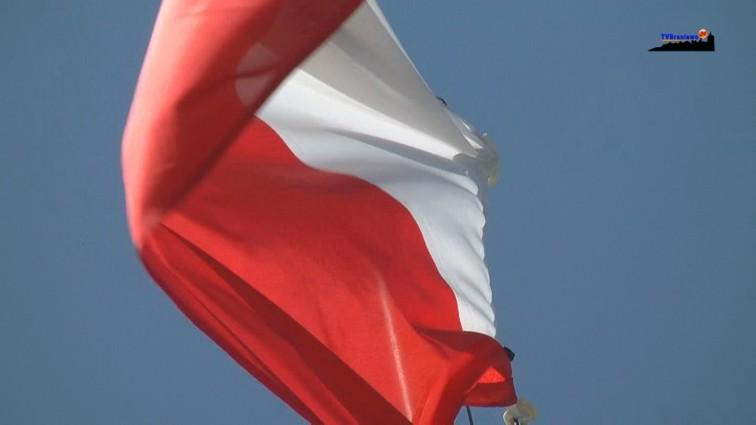 Dzień Flagi i święto Konstytucji 3 maja w Braniewie