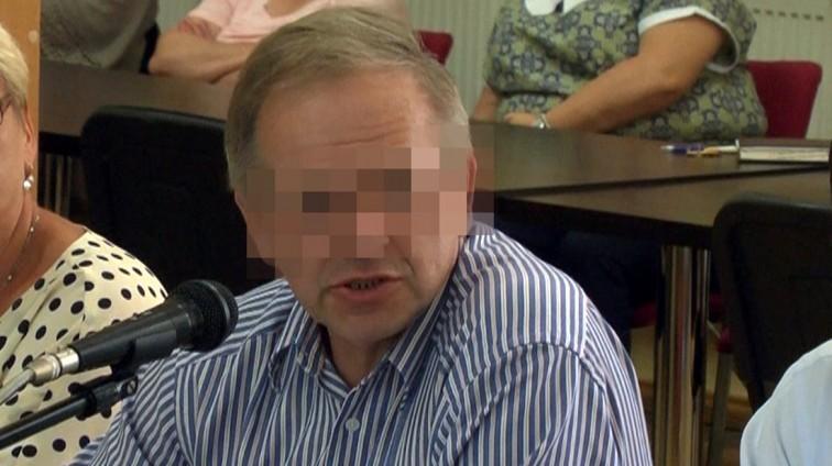 Były starosta braniewski z zarzutami. Krzysztof K. podejrzany o pobicie i groźby karalne