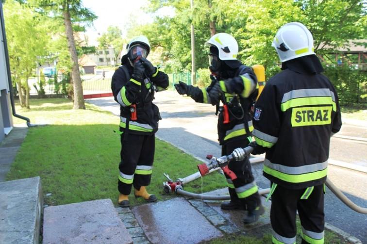 Ukończyli szkolenie, teraz mogą brać udział w akcjach ratowniczo - gaśniczych