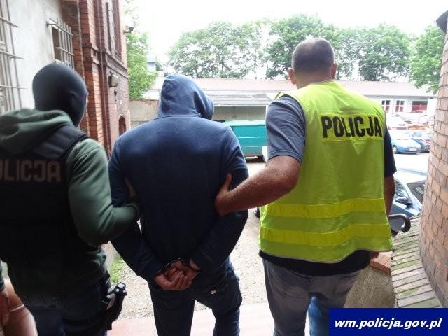 Rosjanin podejrzany o zabójstwo 69-latki zatrzymany na granicy