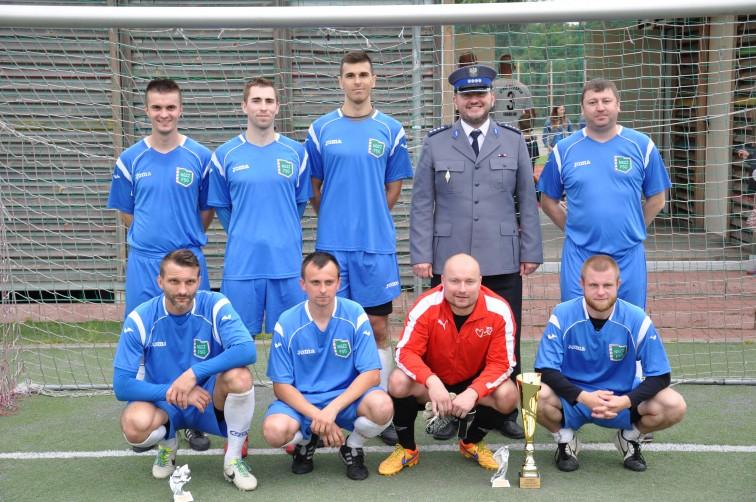 Turniej i zawody o puchar Komendanta Powiatowego Policji w Braniewie rozstrzygnięte