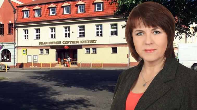 Ewa Żuryło nowym dyrektorem Braniewskiego Centrum Kultury