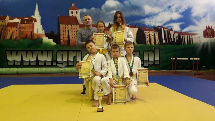 Młodzi judocy spisali się na medal!