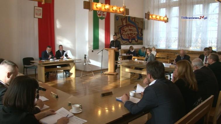 XXXVII sesja Rady Miejskiej w Braniewie [na żywo]