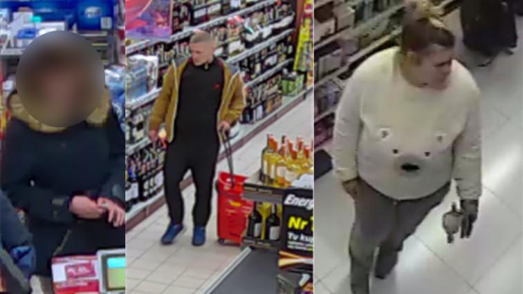 Kradli w sklepie pod okiem kamer. Poznajesz ich? [Aktualizacja]