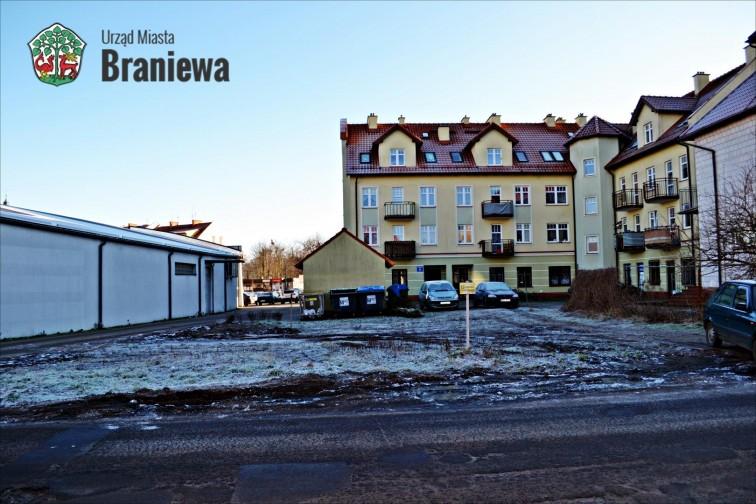 Ogłoszenie o przetargu na sprzedaż nieruchomości gruntowych przy ul. Jana Matejki w Braniewie