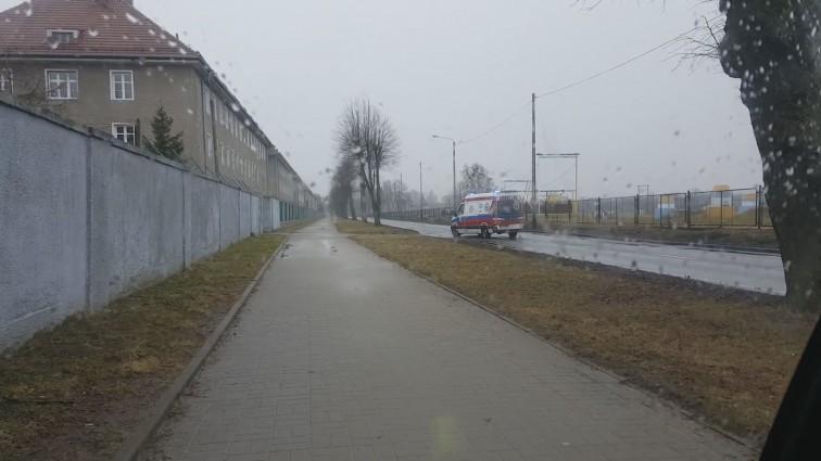 W jednostce wojskowej w Braniewie znaleziono zwłoki mężczyzny