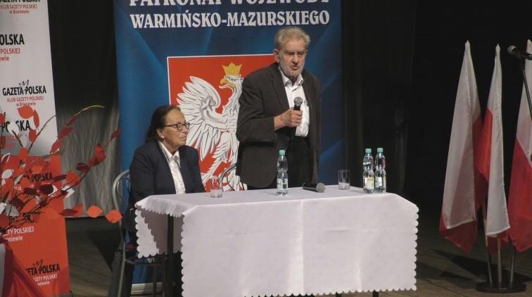 Joanna i Andrzej Gwiazdowie – legendy pierwszej Solidarności w Braniewie