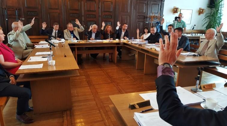 Burmistrz Monika Trzcińska z absolutorium