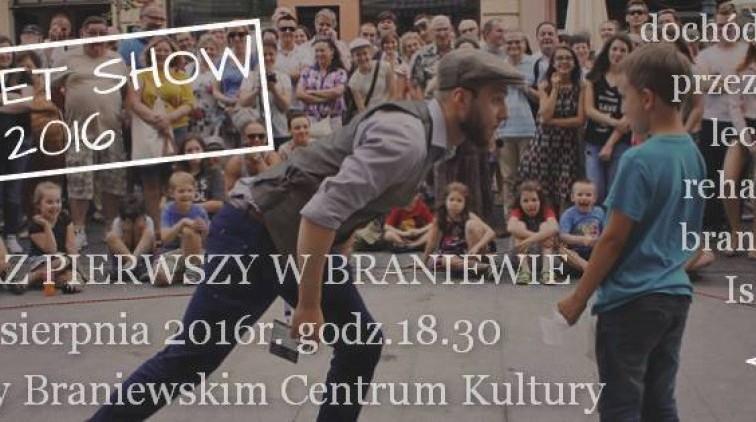 Przemysław Lieske charytatywnie dla Julii Buczko