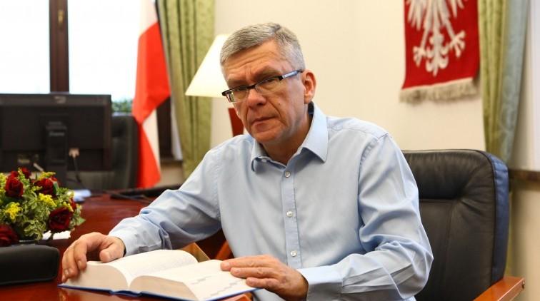 Marszałek Senatu RP Stanisław Karczewski spotka się z mieszkańcami…