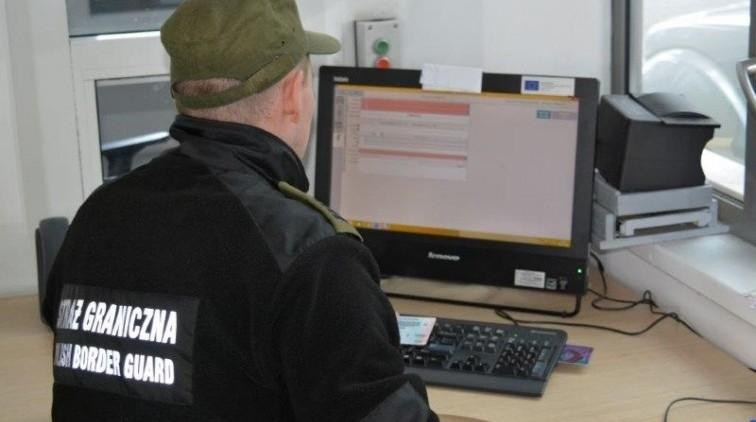 Poszukiwani przez polskie sądy zatrzymani na granicy