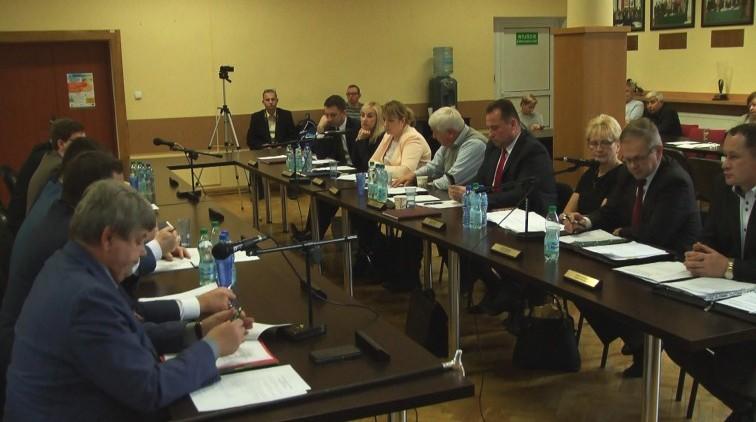XXI sesja Rady Powiatu Braniewskiego
