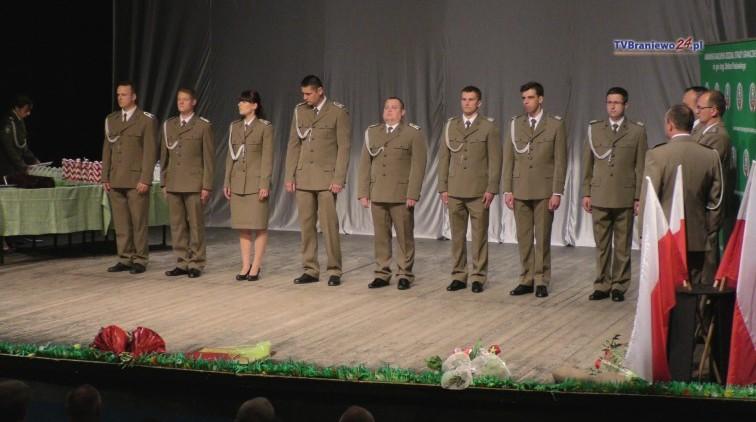 Straż Graniczna świętowała. Były awanse i odznaczenia