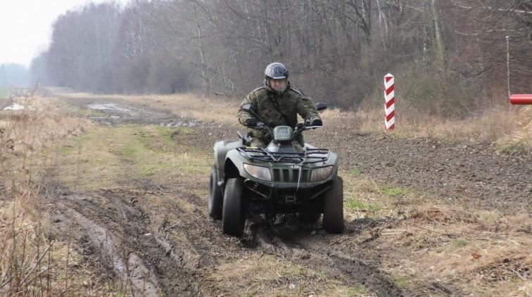 50 miejsc pracy w Straży Granicznej. W W-MOSG trwa nabór kandydatów…