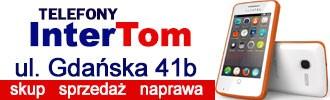 InterTom - telefony komórkowe