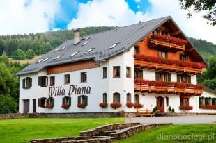 Willa Diana - pokoje, atrakcje,wypoczynek