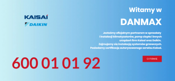 DANMAX - klimatyzacja, pompy ciepła, fotowoltaika