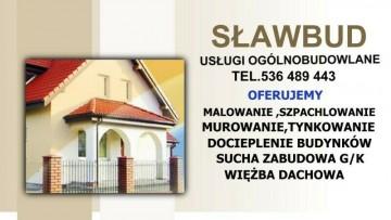 SławBud-Usługi budowlane