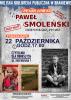 Spotkania autorskie w bibliotece. Paweł Smoleński