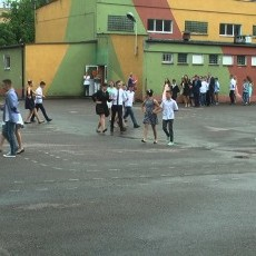 Bal szóstoklasistów ze Szkoły Podstawowej nr 3 w Braniewie