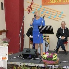 """Pieniężno: """"Serca Otwarte Muzyką"""" - niepełnosprawni zaprezentowali…"""
