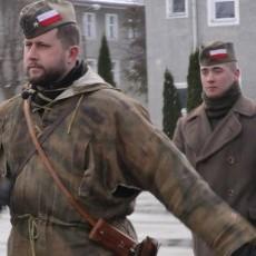 Przysięga żołnierzy służby przygotowawczej 9 BBKPanc. - 10 02 2017…