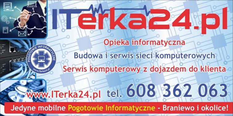 ITerka24.pl POGOTOWIE INFORMATYCZNE