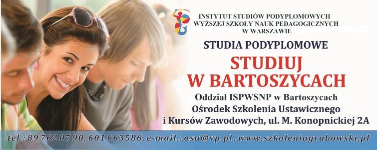 Studia Podyplomowe - Administracja