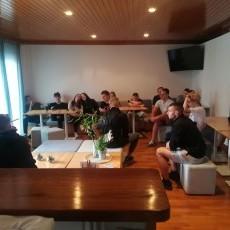 Uczniowie ZSB na praktykach w Portugalii